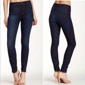 Joes Jeans Womens Skinny Leg Jeans Blue Size 25